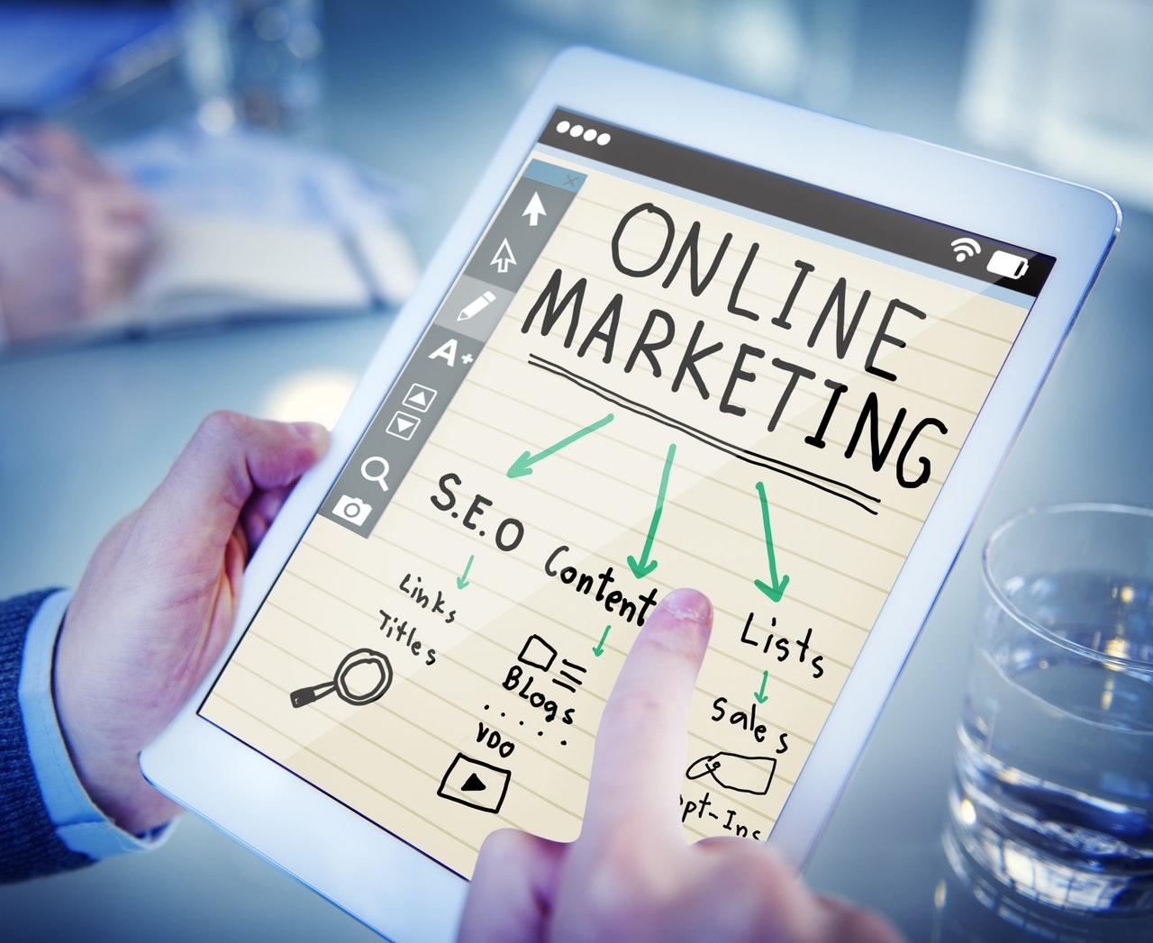 marketing digital para o varejo