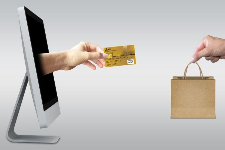 loja física vender online