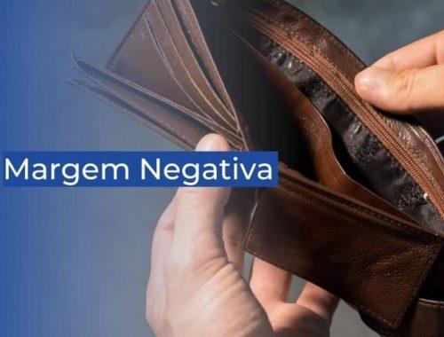margem de contribuição negativa