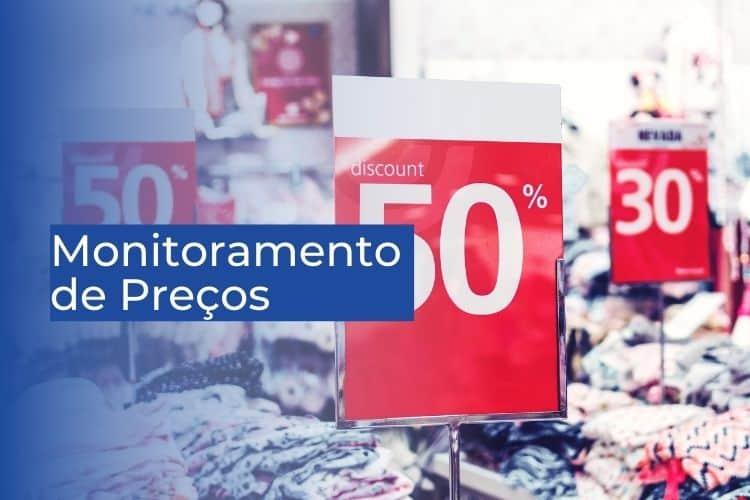monitoramento de preços e-commerce