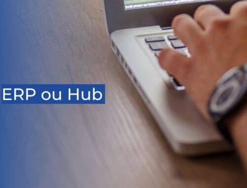 erp ou hub de integração